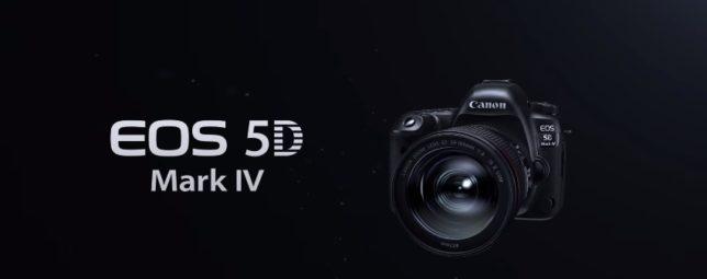 Canon 5D Mark4
