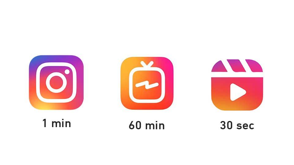 instagramの時間